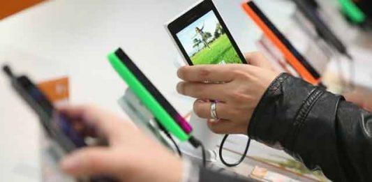 Mobile Handset MArket, CMR, Survey