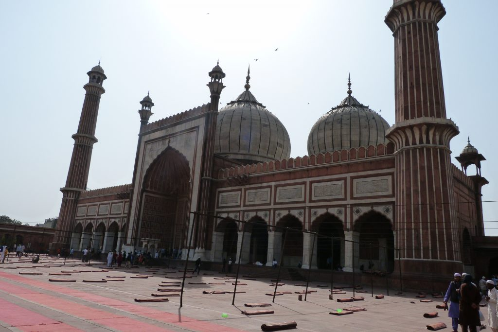 Picture of Jama Masjid, Delhi Clicked by Zenfone 3 Max