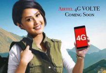 Airtel 4G Volte