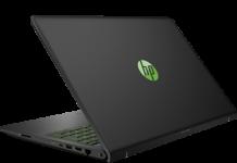 HP Pavilion Power notebook