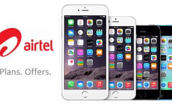 airtel iphone Offer