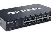 Digisol, ethernet Switch